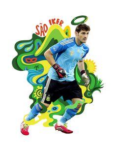 Brasil FIFA World Cup. Movistar on Behance