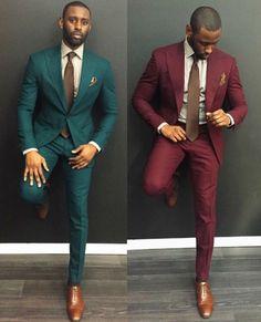 Great suit colors
