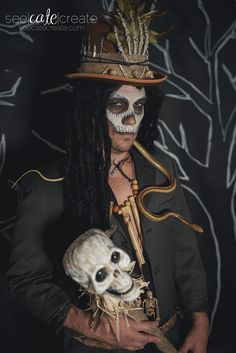 voodoo witch doctor More