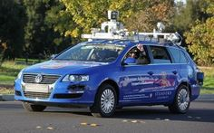 Driverless cars have taken giant leaps in the past few years -- in fact, you might see one driving right next to you any day now.
