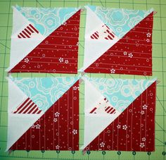 Confessions of the Crafty ADD: Modern Star Block Tutorial
