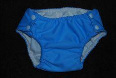 Tréningové kalhotky (fotonávod + střih)