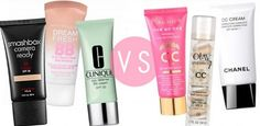 #BBcream e #CCcream, ecco la differenza