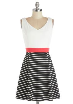 Started from the Bobbin Dress, #ModCloth  http://www.modcloth.com/shop/dresses/started-from-the-bobbin-dress