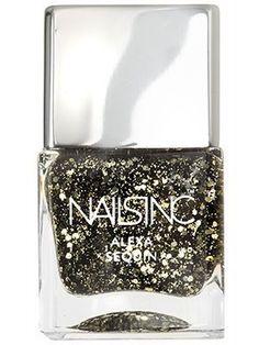 Nails Inc. nail polish in Alexa Sequin | allure.com