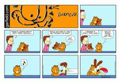 Garfield & Friends   The Garfield Daily Comic Strip for September 20th, 2015
