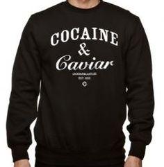 Cocaine x Caviar