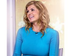 SPOTTED IN: Connie Britton August 21, 2015 Connie Britton wore a Fall 2015 St. John knit dress to her appearance on the Today Show on August 14th.