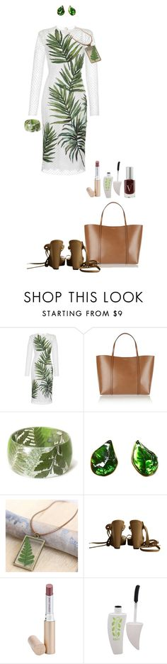 """""""Untitled #841"""" by shulabond on Polyvore featuring Dolce&Gabbana, Yves Saint Laurent, Jane Iredale, Physicians Formula and Vapour Organic Beauty"""