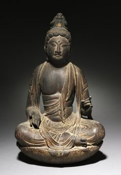ART OF THE DAY: Nikko, the Sun Bodhisattva, c. 800s Japan, Heian Period (794-1185) #artoftheday #clevelandmuseumofart