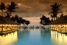 Fav SE Asian hotel I stayed at  Intercontinental Bali (south)