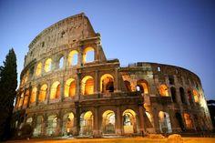El #Coliseo de #Roma no necesita presentación. Patrimonio Histórico de la Humanidad por la UNESCO en 1980 y una de las Nuevas Siete Maravillas del Mundo Moderno en 2007. http://www.viajararoma.com/?page=monumentoscoliseo.php