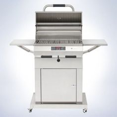 """4400 Series 32"""" Closed-Base Grill with Single Temperature Control"""