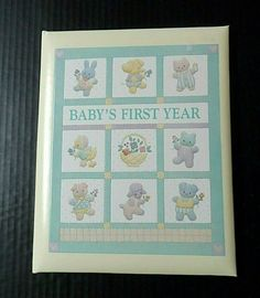Baby Original Disney Winnie The Pooh Baby Book Photo Album Carters Babies First Photos X2 Lot With A Long Standing Reputation