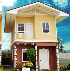 Browse 484210 results on OLX Philippines. Brand new and used for sale. 2 Storey House Design, Tiny House Design, Modern House Design, Philippines House Design, Philippine Houses, Low Cost Housing, House Construction Plan, Narrow House, Home Inc