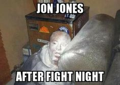 71cc5146c2f01773dd1fc15716090d93 12 best memes of jon jones knocking out daniel cormier humor