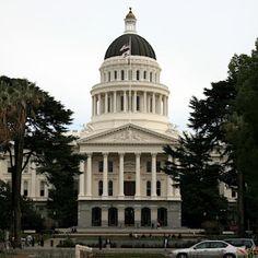 California State Capital Building - Sacramento, Ca