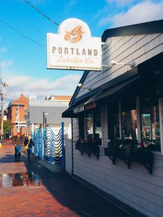 Portland Lobster Co. - Things to do in Portland, Maine