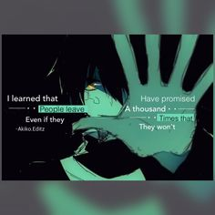 Mekakucity Actors || Anime Quote