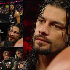 """RAW screencaps are up in the gallery! (http://roman-reigns.net/gallery/thumbnails.php?album=830) #wwe #romanreigns #raw"""