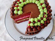 Fragrant Vanilla Cake