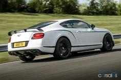 Bentley unleashes hardcore Conti GT3-R
