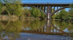Un Pont diferent de  #Besalú.  #InstaCAT_Besalu #IgersBslú #InstaBslú