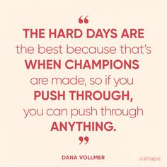 Fitspirational Quotes Guaranteed to Make You Work Harder