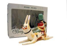 "Brandi Milne - ""Bunny Ride, Go!"" - Cupcake Edition"
