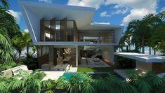 modern beachhouse - Yahoo Image Search Results