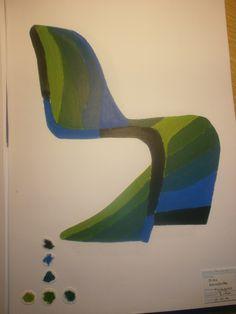 Unidad 3.-El lenguaje visual: El color, variaciones tonales de un modelo.