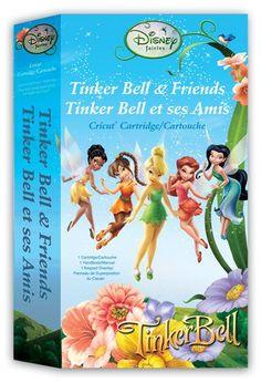 Tinkerbell and Friends http://www.cricut.com/res/handbooks/TinkerBellandFriends_cw.pdf
