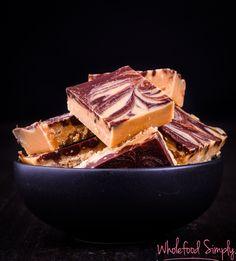 Chocolate and PB Fudge