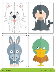 Pre K Activities, Preschool Learning Activities, Free Preschool, Infant Activities, Lesson Plans For Toddlers, Puzzles For Toddlers, Fun Worksheets For Kids, Math Patterns, Kids Activity Books