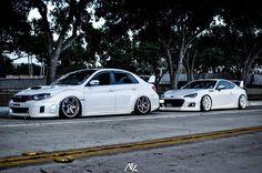 Subaru STI Tuning and Subaru BRZ Tuning