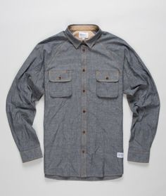 Norse Projects - Benno Work Chambray