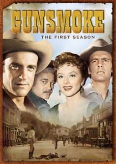 Gunsmoke   Now what could be more classic on a Friday night than the latest episode of Gunsmoke with James Arness?