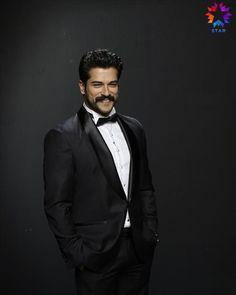 Burak in suit