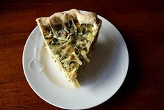 Alisa's Garden: Sausage and Sage Quiche with Caramelized Onions