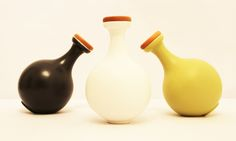 Antllia Amphora with two mounting positions, designed by Ioannis Samelis. Get The Originals at www.2ndfloor.gr