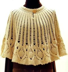 women's crochet poncho patterns | crochet+poncho+2.jpg
