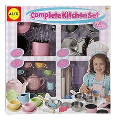 ALEX Toys Complete Kitchen Set - Cool Kitchen Gifts