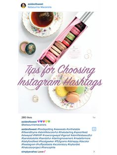 Tips for Choosing Instagram Hashtags for Engagement and Likes -managing social media