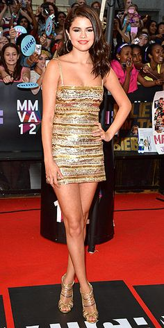 SELENA GOMEZ photo | Selena Gomez ..would like this dress EVEN more if it were just a tiny bit longer