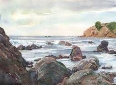 Resultado de imagen para watercolor landscape paintings