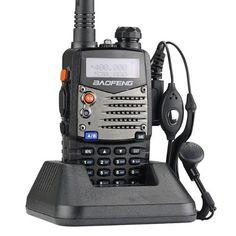 Baofeng Radio Emisor-Receptor UV-5RA 136-174/400-480 MHz Dual-Banda DTMF CTCSS DCS FM 5W Amateur WalkieTalkie Transceptor - 2013 Ultima Version con Caracteristicas Mejoradas (Negro) Das Gut http://www.amazon.es/dp/B00ANINENE/ref=cm_sw_r_pi_dp_ysaSvb1MWCBX7