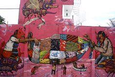 Works by OVBAL Y SEGO. Mexico