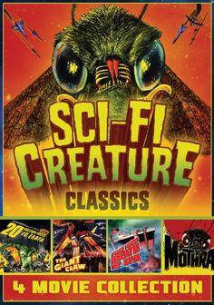 Sci-Fi Creature Classics - 4-Movie Set - 20 Million Miles... https://www.amazon.com/dp/B00HFWETZ8/ref=cm_sw_r_pi_dp_x_IHNayb3TY59V2
