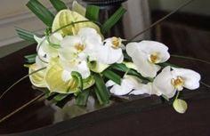 Anthurium wedding bouquets New York