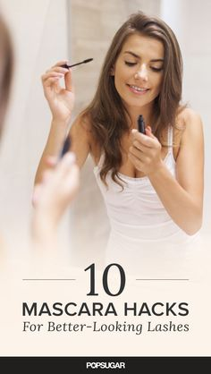 Get the most out of your mascara wand with these ten tips. Sure, you know how to use a lash curler, but there are other tricks to the lash-enhancing trade. Learn how to dust powder on your lashes, the proper way to apply two coats, the method for cleaning your wand, and more!